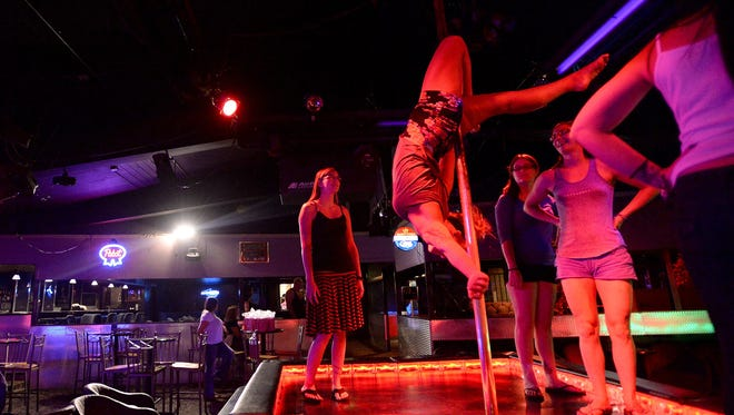 A Hunt Club closed in 2013, marking the last strip club in the county.,