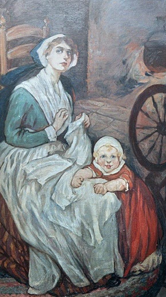 York 1800/1810: You could say that women ran York Town