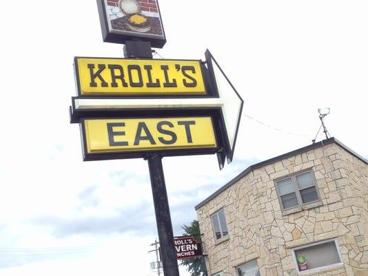 Photo -- kroll's burglary