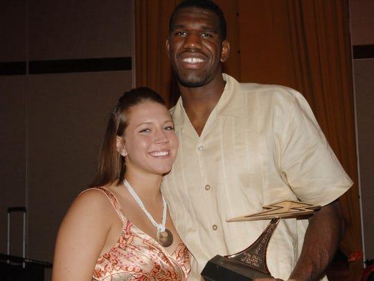 Ben Davis High School soccer player Lauren Cheney with