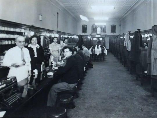 Palador Cafe located at 325 N. Washington Ave.