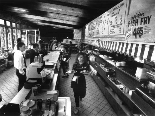 Don & Bob's restaurant is seen in this 1988 photo.