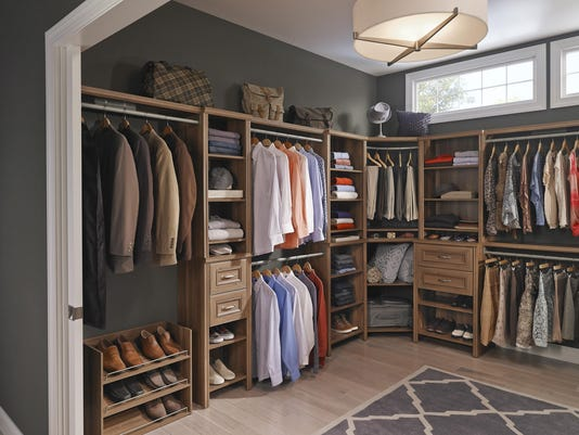 Homes-Spare Room to Closet