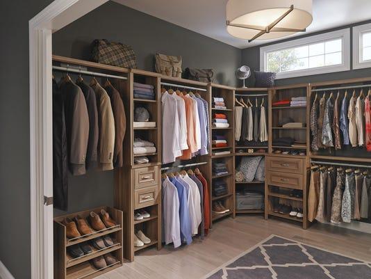 Homes-Spare Room to Closet