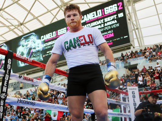 Canelo Alvarez Intends To Start New Chapter In Ggg Rematch