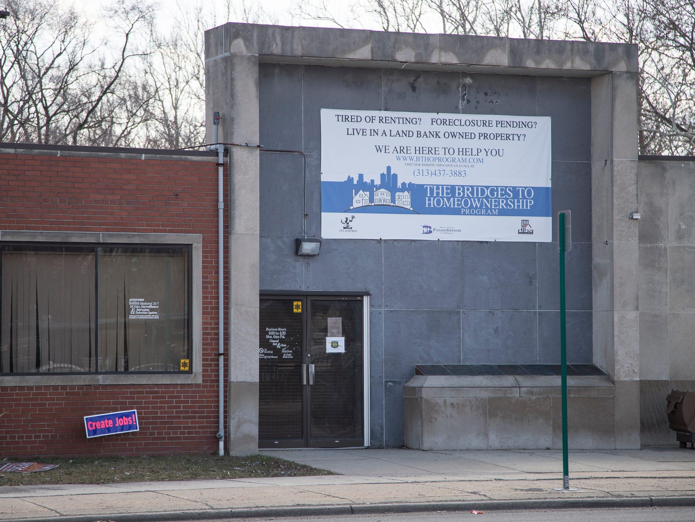 Office of the Bridges to Homeownership Program/ Black