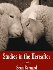 Book cover of 'Studies in the Hereafter' by Sean Bernard
