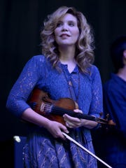 Alison Krauss will appear with Willie Nelson in Jackson at The Ballpark at Jackson on Sept. 17.