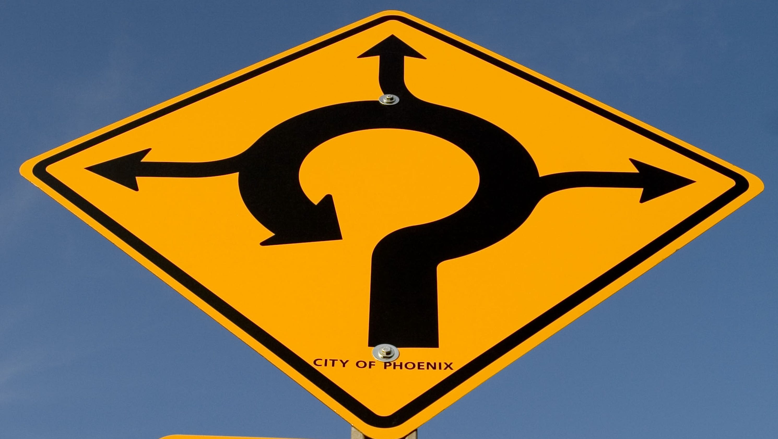 Gibbs a roundabout answer to ease phoenix area traffic jams buycottarizona Choice Image