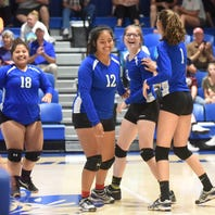 Cotter Lady Warrior volleyball gallery