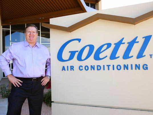 Ken Goodrich of Goettl Air Conditioning