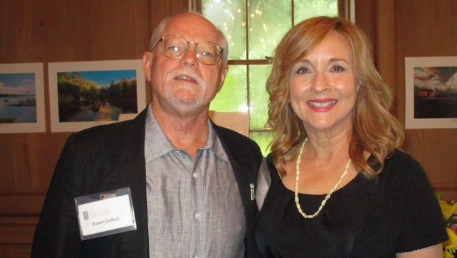Robert Dafford and Marion Martin