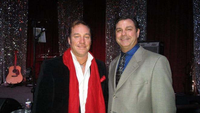 Mark Falgout and Matt Chiasson