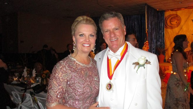 Jane and Greg Guidry