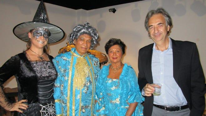 Rebecca Doucet, Anil and Sangeeta Shah and Mariusz Smolij