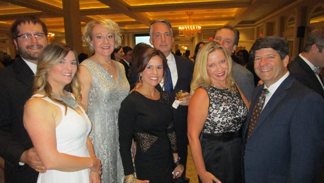 The Gachassin Law Firm at the Lafayette General Foundation gala on Oct.13