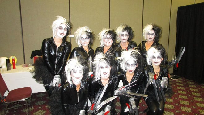 The Krewe of Xanadu's annual ball and pageant was held on Feb. 24 at the Cajundome Convention Center