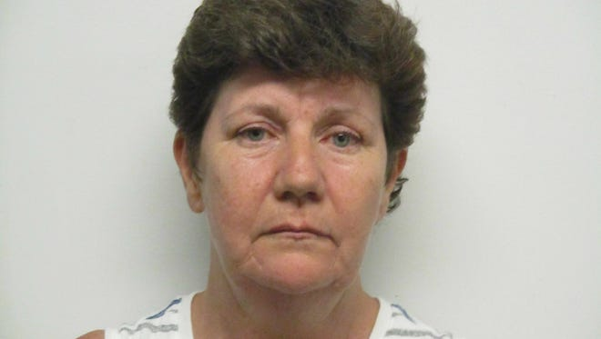 Angie Hedberg was charged with DUI in Cheatham County in April.