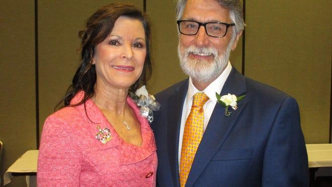 Maureen and Michael Judice