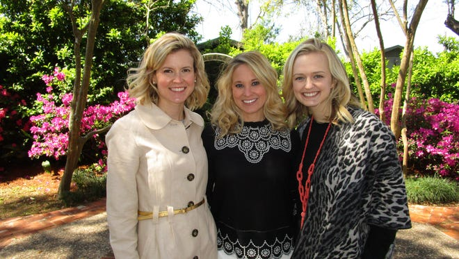 Erin Fenstermaker, Mindy Bernard and Pam Fenstermaker