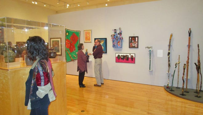 The Hilliard University Art Museum will host an opening reception 6 p.m. Friday for the summer exhibits.