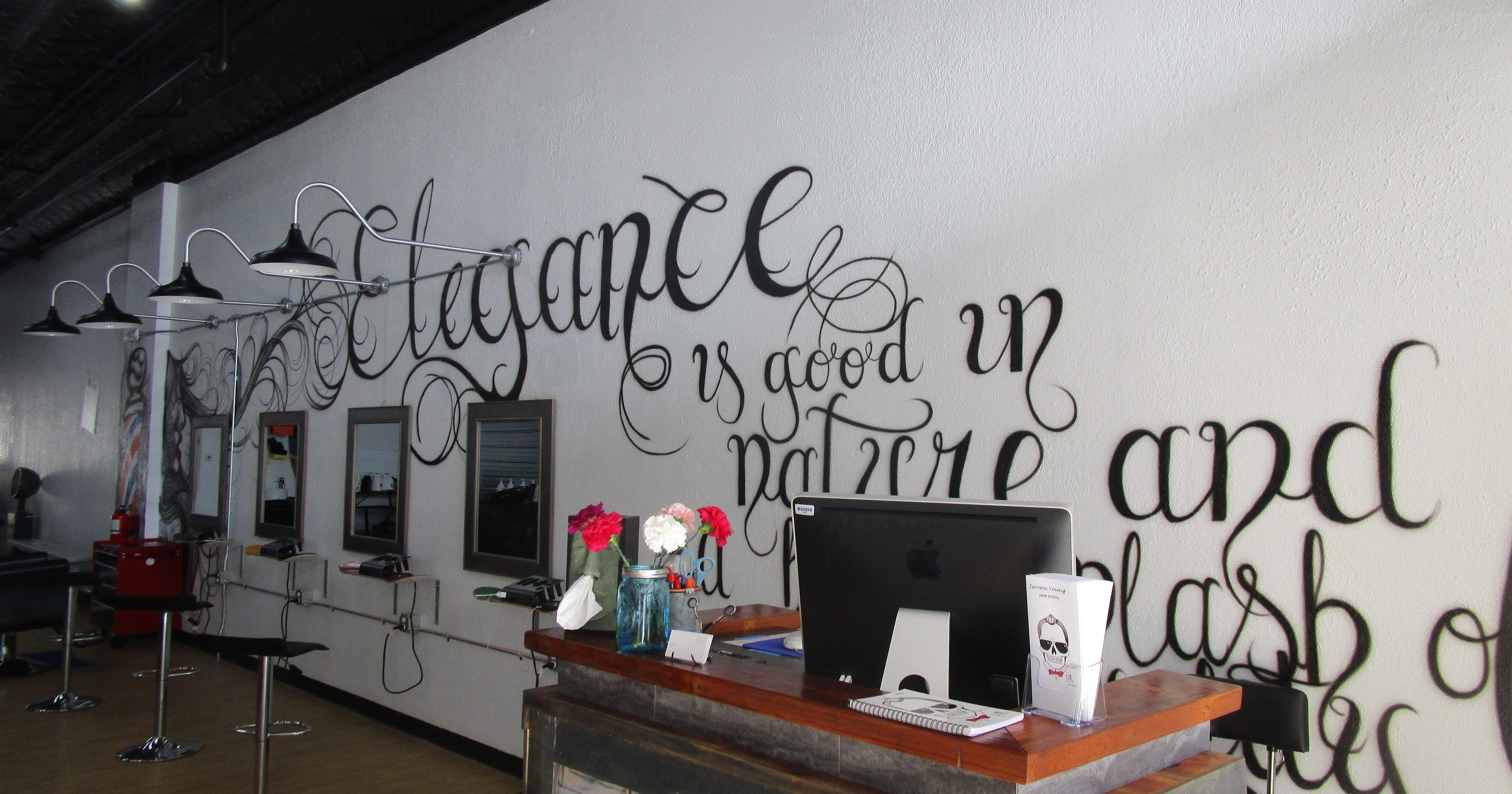 Streetwise Jerome Young Hair Studio Brings Hair Artistry To Main