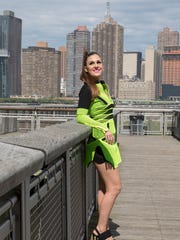 Contestant Claire Buitendorp of Grand Ledge, Michigan, will compete in season 16 of Lifetime's 'Project Runway.'