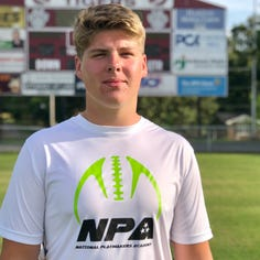 Hudson Wolfe, a Hardin County tight end, gets offer from Ole Miss
