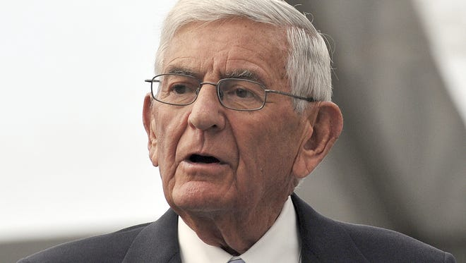Eli Broad has donated another $25 million to MSU.