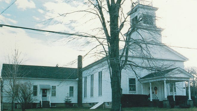 West Henrietta Baptist Church is marking the 200th anniversary of the congregation this year.