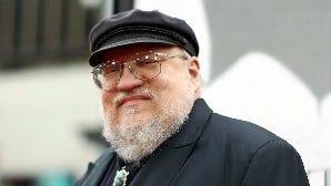 """Games of Thrones"" creator George R.R. Martin"