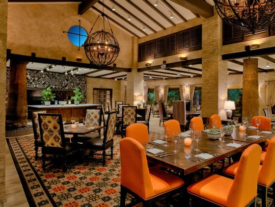T. Cook's celebrates its 20th anniversary with a party on May 9 and a special menu throughout May. It's at the Royal Palms Resort and Spa, 5200 E. Camelback Road.