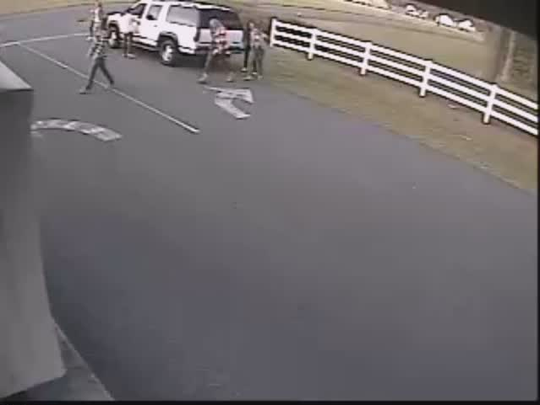 Delaware State Police are seeking the public's assistance in attempting to identify suspects who are wanted in connection with criminal mischief in Lewes.
