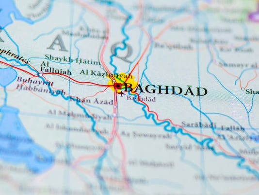 IraqMap-Baghdad