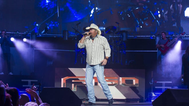 Country music artist Toby Keith will perform Sept. 9 at Klipsch Music Center. People who have received vouchers from a recent Ticketmaster settlement might be able to score tickets to the show for free.