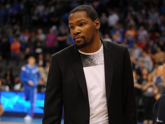 NBA: Atlanta Hawks at Oklahoma City Thunder