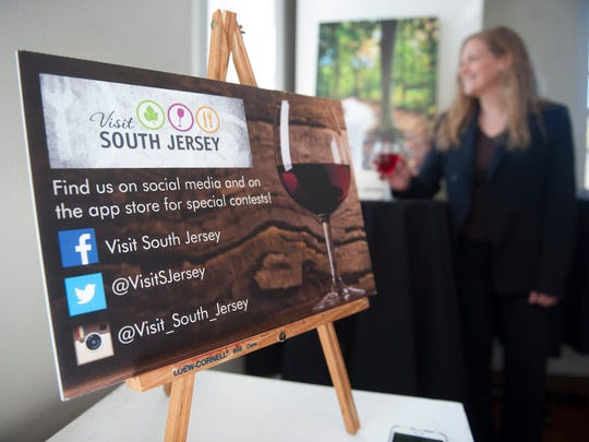Devon Perry is eager to promote South Jersey's wineries, hiking trails, history and downtowns.