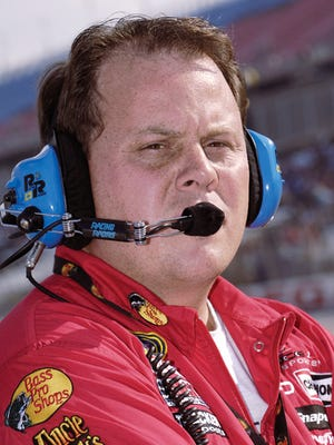 Kevin Manion, shown here in 2005, will step in as crew chief for Sam Hornish Jr.