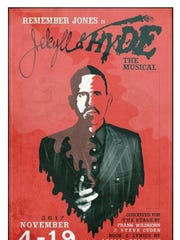 """Remember Jones is starring in """"Jekyll & Hyde"""" at Axelrod"""