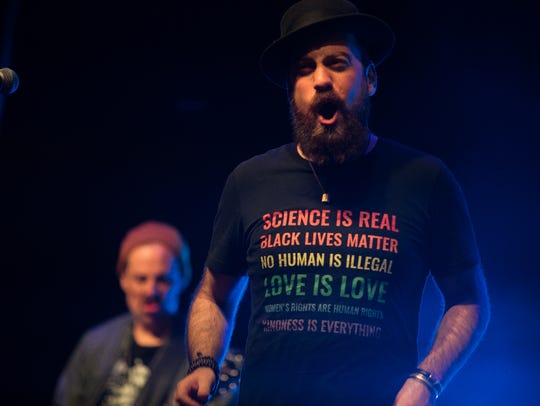 The Motet performs at McDowell Mountain Music Festival