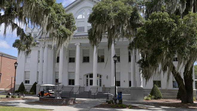 Hill Hall at Savannah State University.