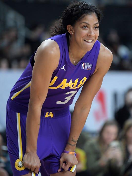 USP NBA: ALL-STAR CELEBRITY GAME S BKN USA CA