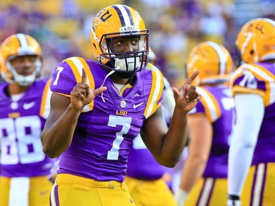 All-American running back Leonard Fournette is back