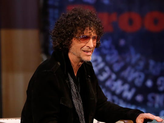 Howard Stern speaks out about Harvey Weinstein during his appearance on 'Jimmy Kimmel Live' on Oct. 18, 2017.