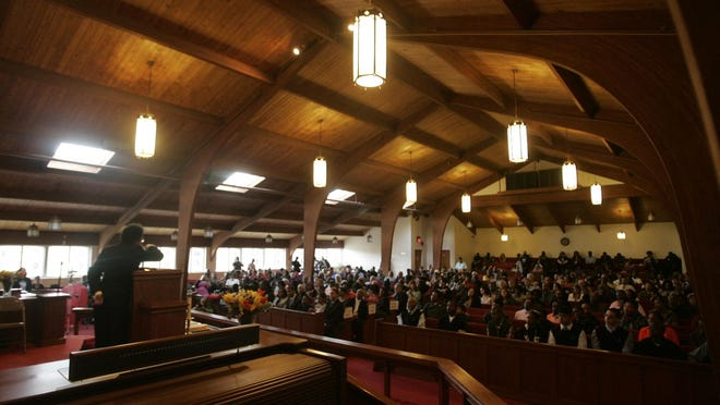 Interfaith services to commemorate the Charleston shooting will be held this weekend, including the one at the Mount Hope AME Zion Church in White Plains.