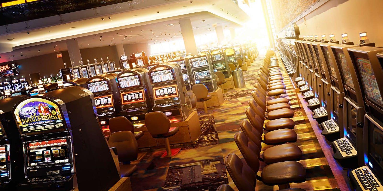 Casino francais italien