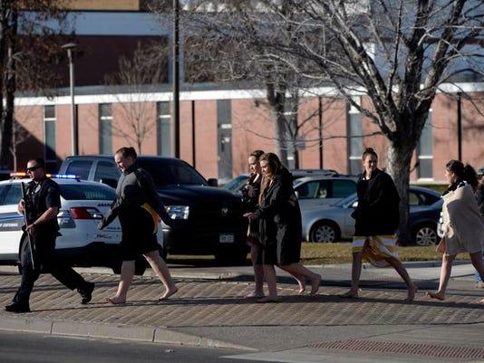 Colorado School-Shooting