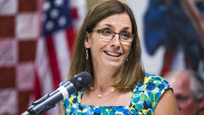U.S. Rep. Martha McSally, R-Ariz.