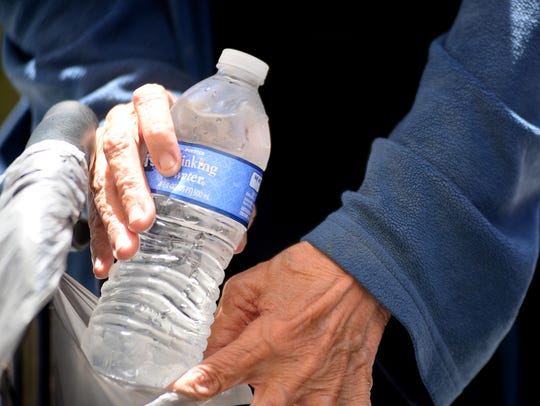 Is there too much arsenic in your bottled water? Check your brand
