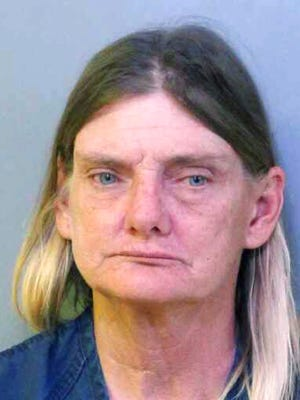 Donna Byrne, of Lakeland, was arrested on suspicion of driving under the influence while riding a horse down a busy Florida highway on Nov. 2, 2017.
